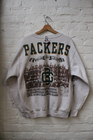 Green Bay Packers World Champ Crewneck