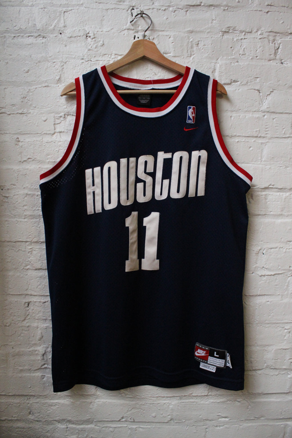Houston Yao Jersey