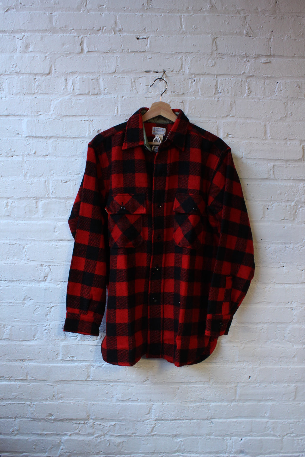 Towncraft Plus Unlined Flannel