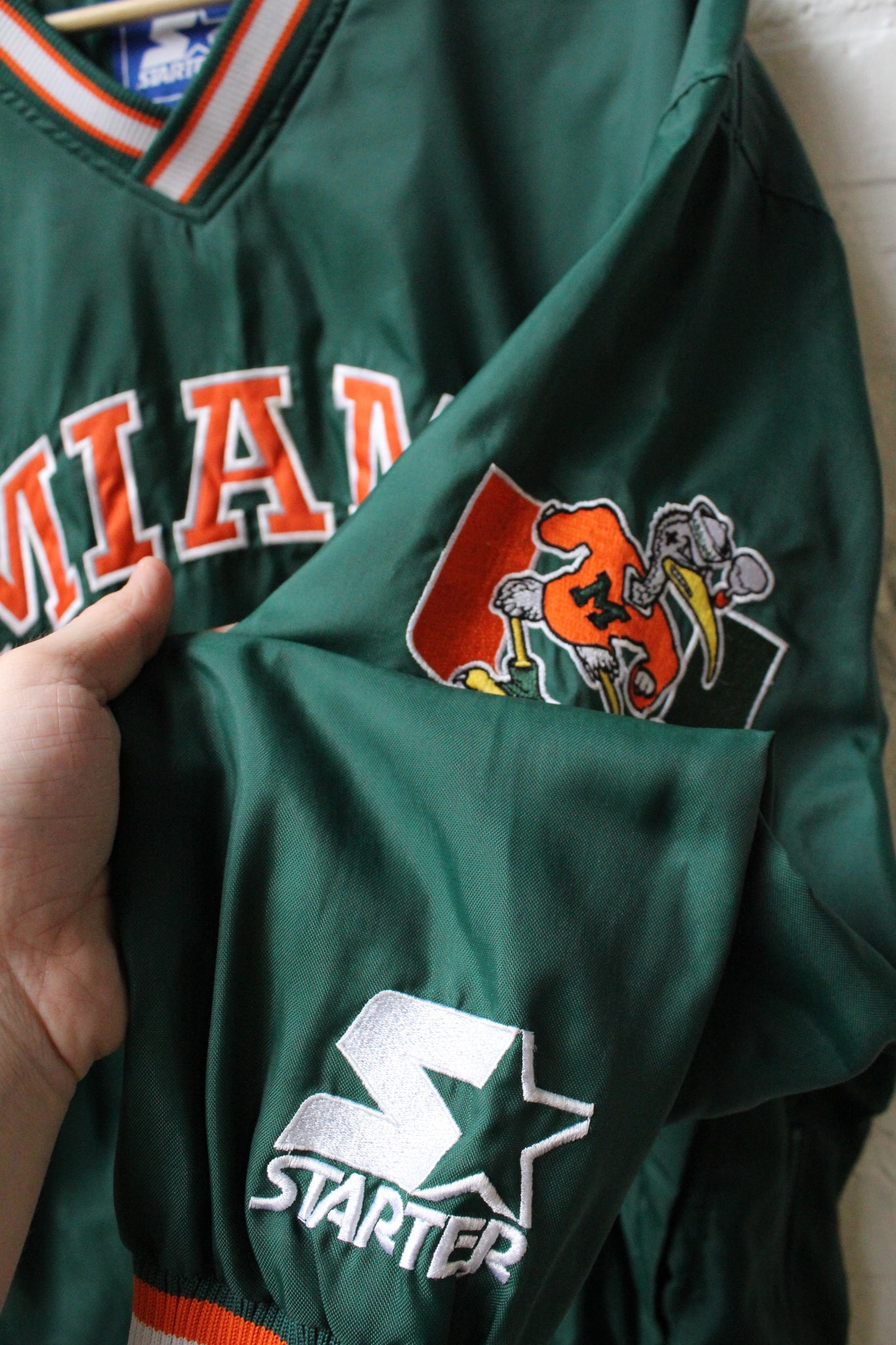 Starter Miami Windbreaker Crewneck
