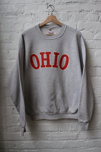 Ohio Fruit of the Loom Crewneck