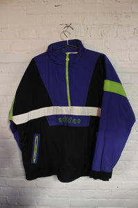 80s Adidas Pullover Jacket