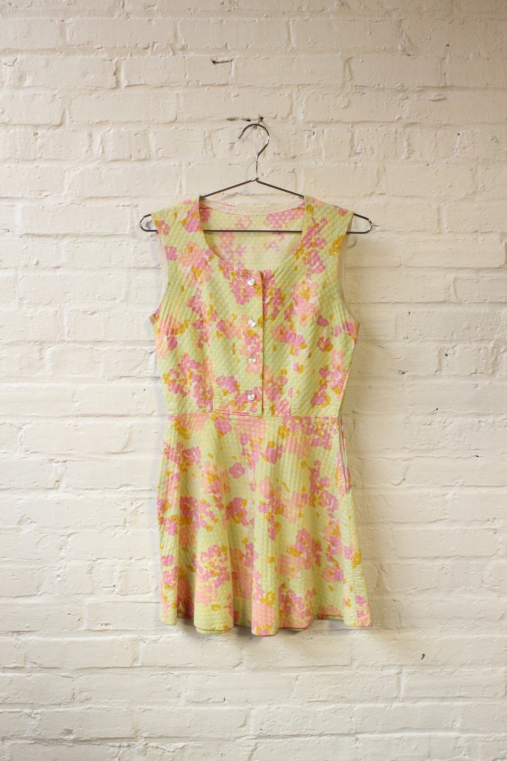 60s Babydoll Dress