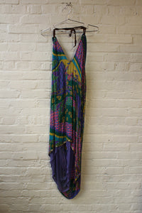 Lolli 70s Halter Dress