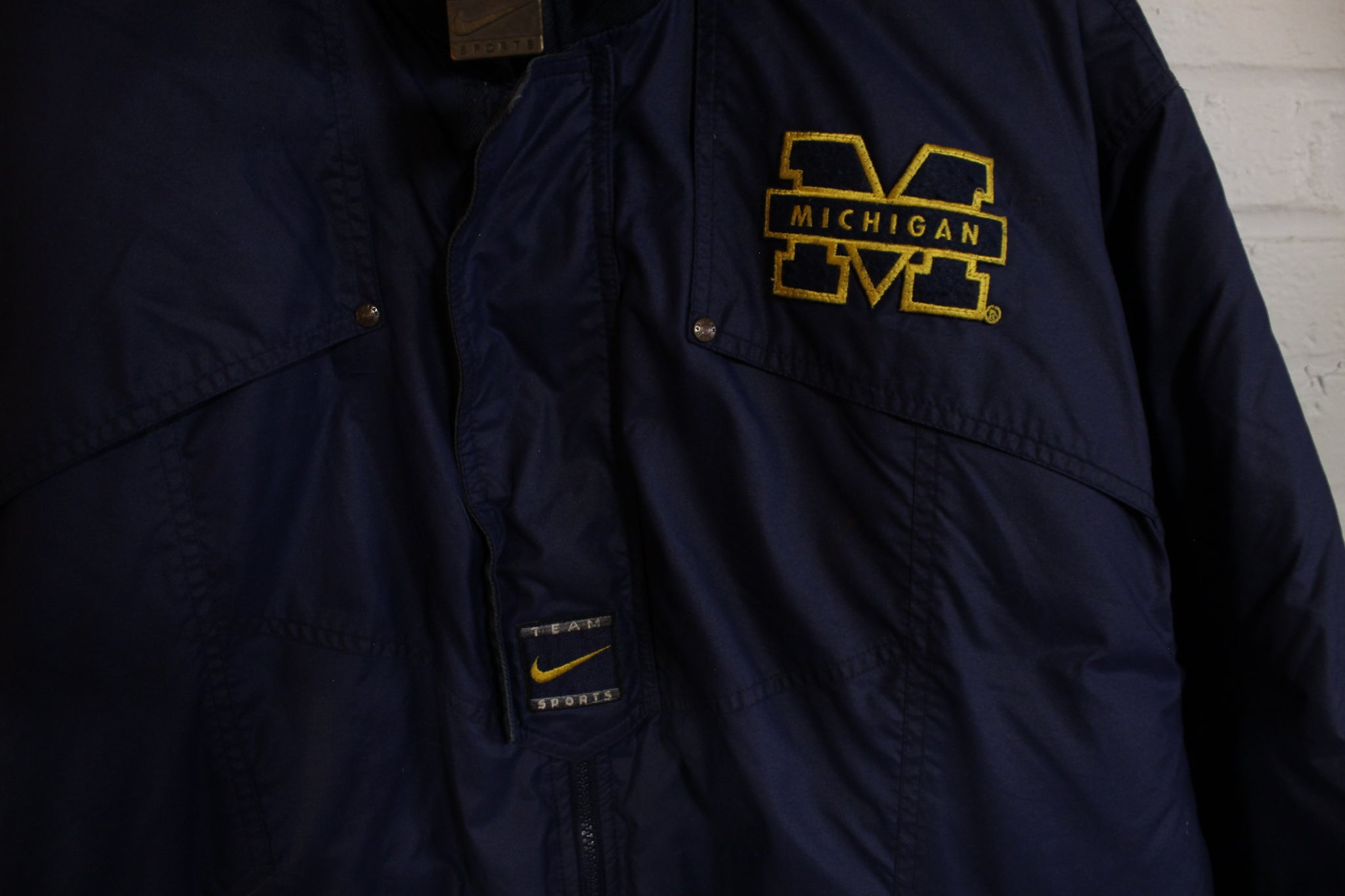 Michigan x Nike Jacket