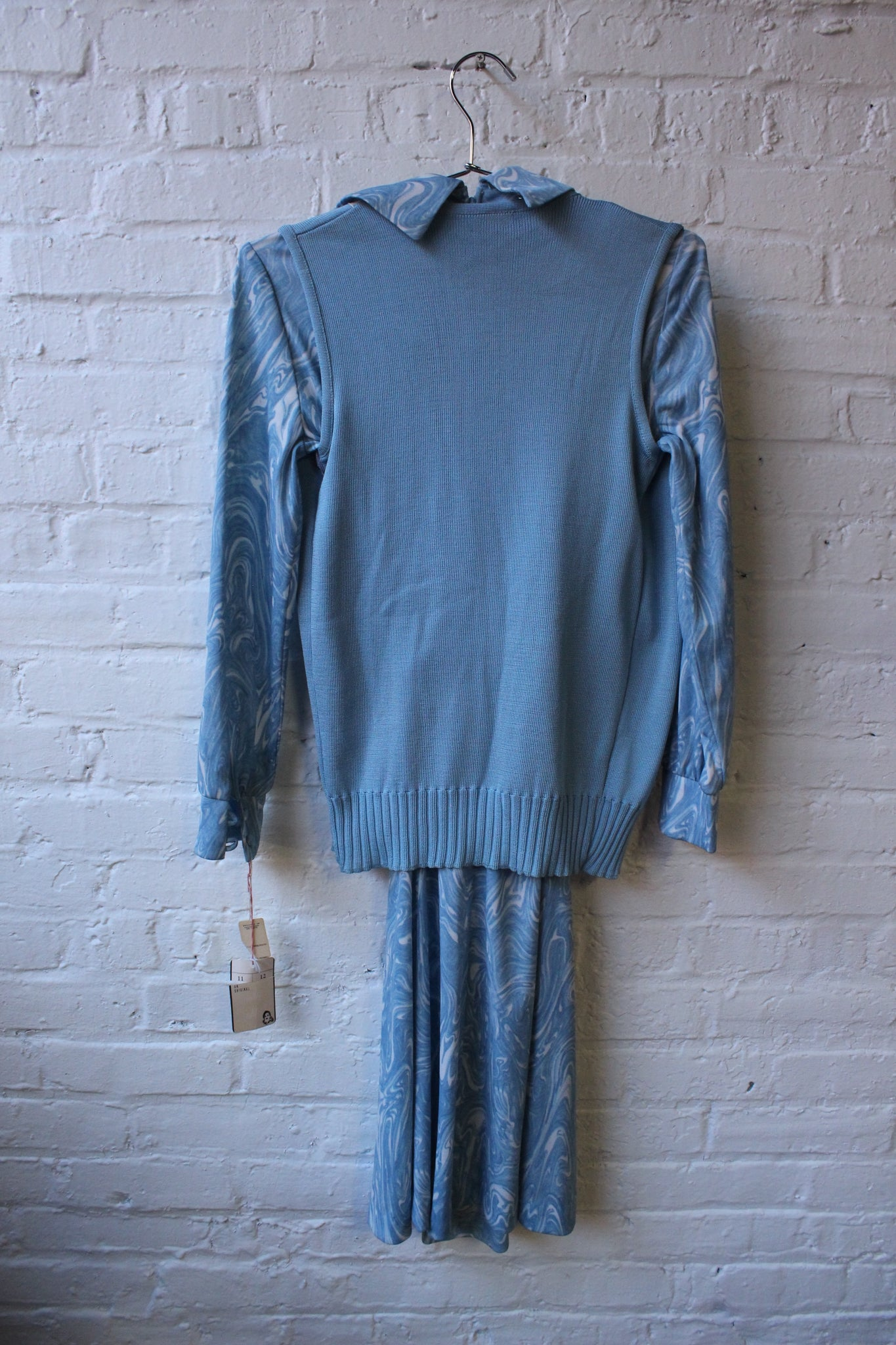 Deadstock Evan Original 70s Dress