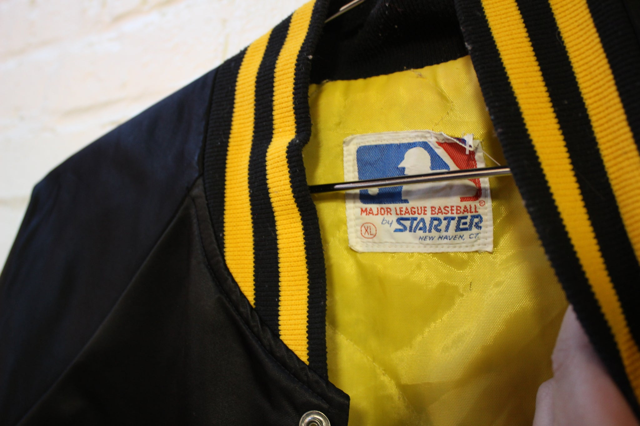 Steelers Starter Bomber Jacket
