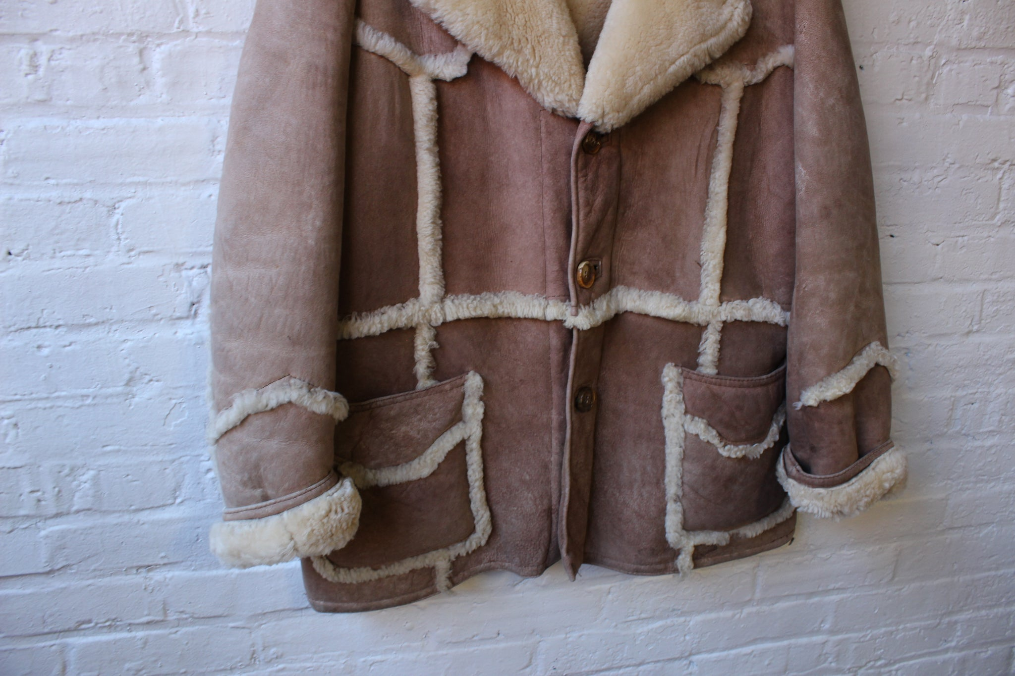 70s Shearling Coat