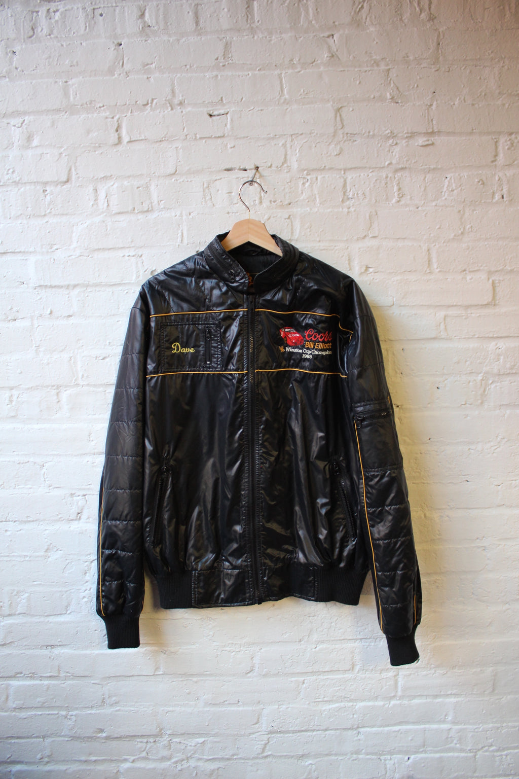 Coors Bill Elliott 1988 Jacket