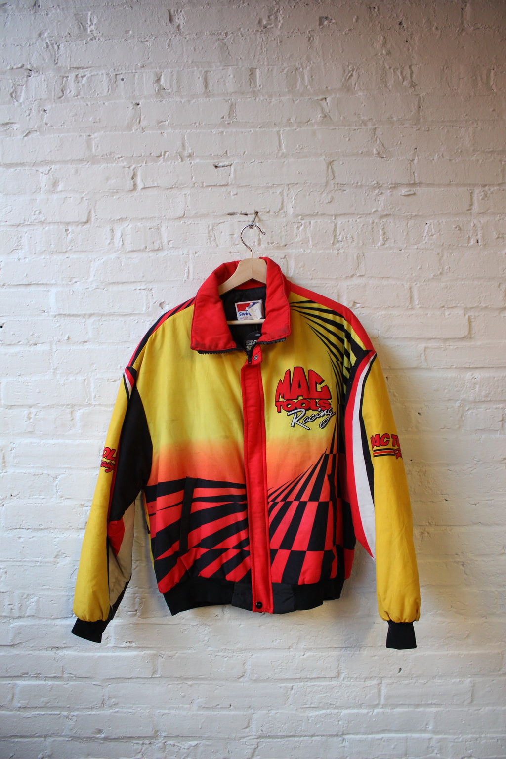 Swingster Mac Tools Racing Jacket