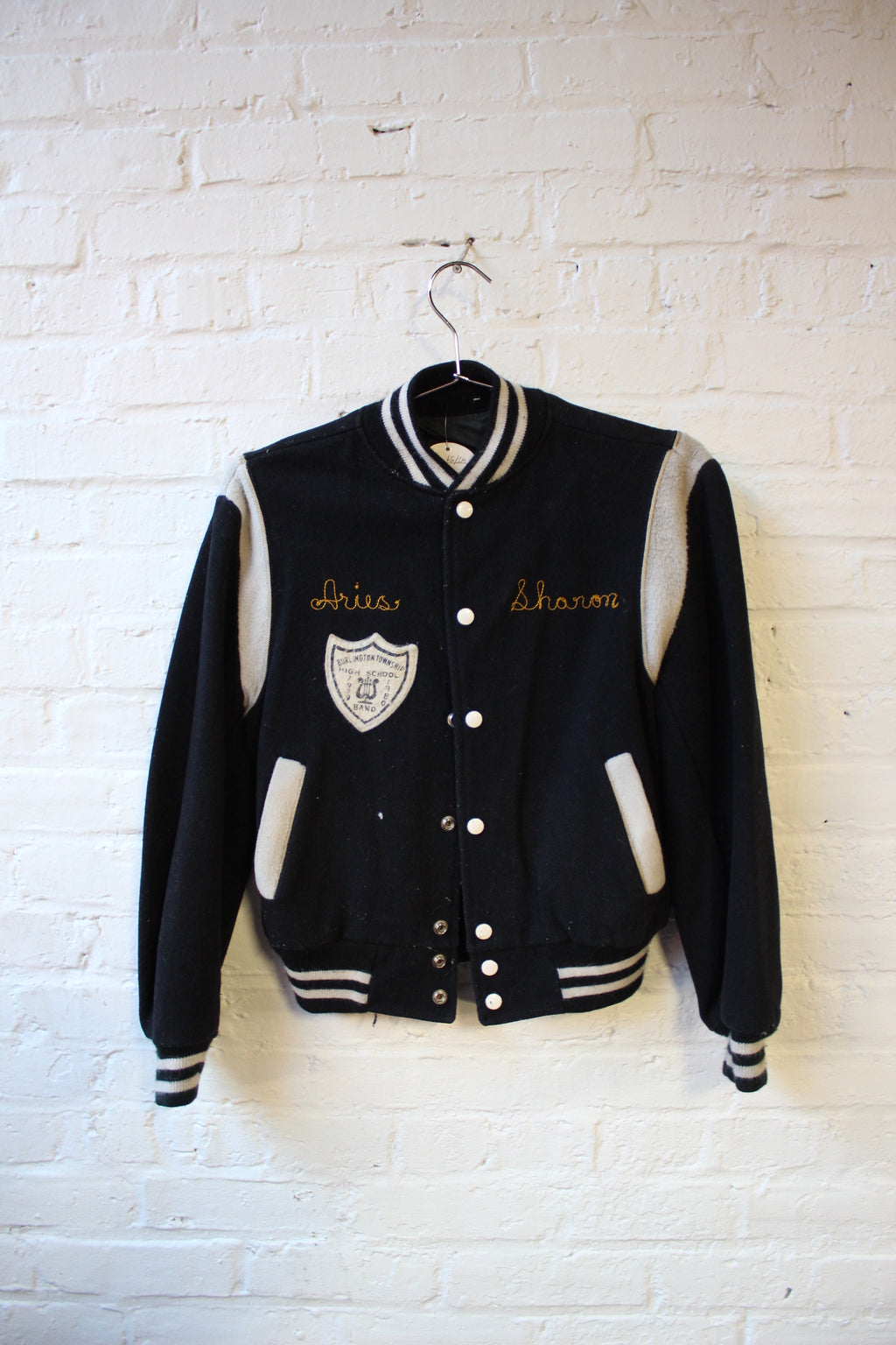 Burlington Township Letterman Jacket