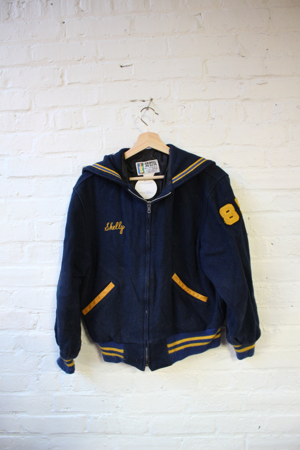 Wayzata Shelly 85 Letterman Jacket