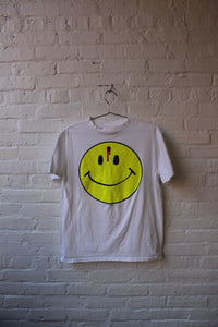 1989 Gunshot Smiley Face Tee