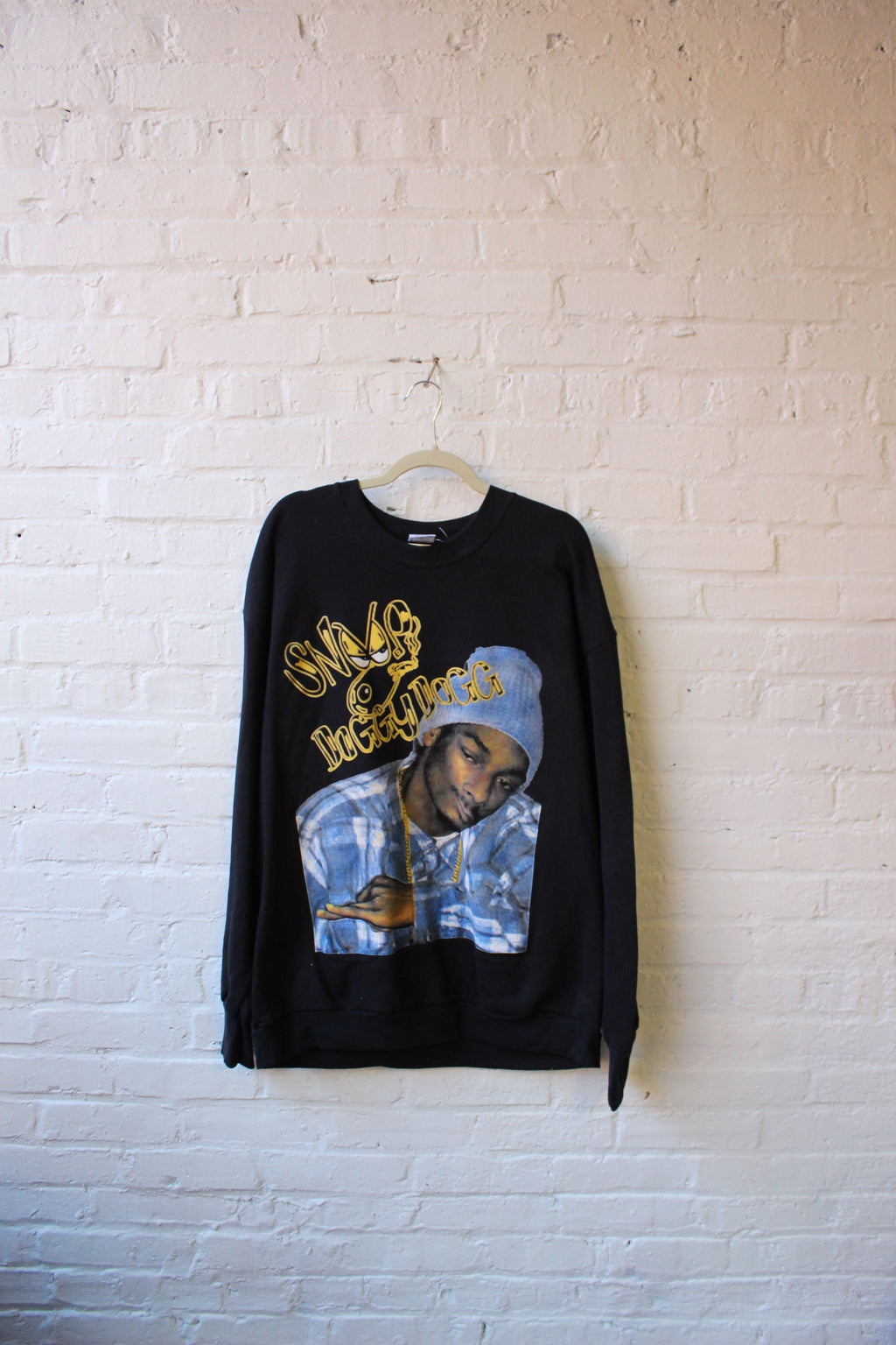 Snoop Doggy Dogg Rap Crewneck