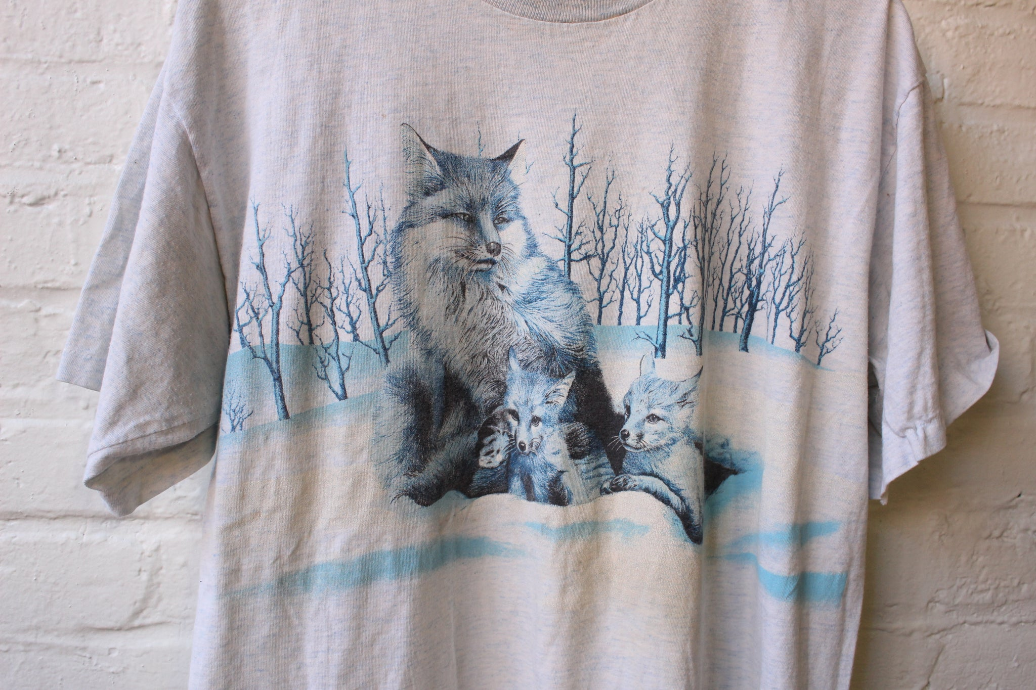Winter Wolves Tee