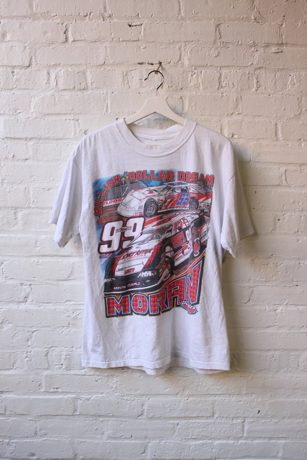 Moran Million Dollar Dream Racing Tee