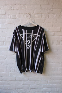 Guess 90s Striped Tee