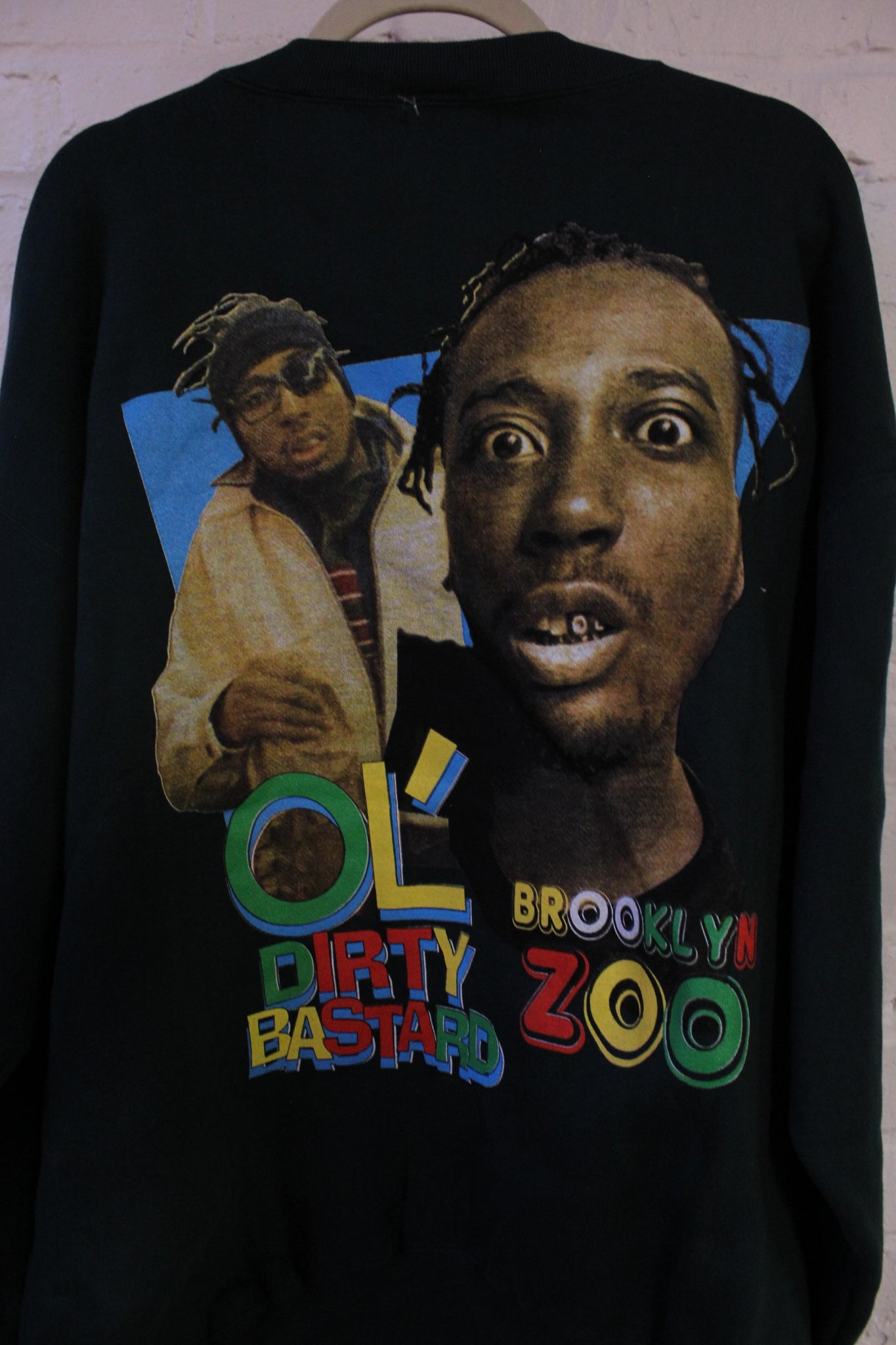 Ol' Dirty Bastard Rap Crewneck