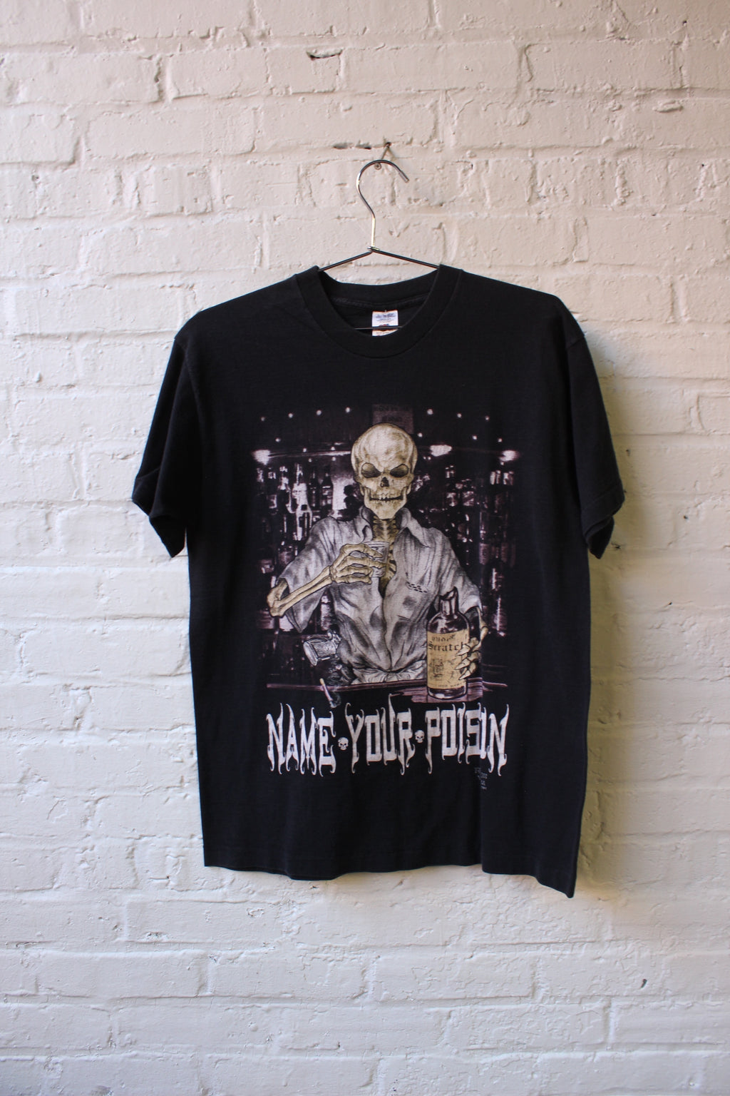 Name Your Poison Fashion Victim Tee