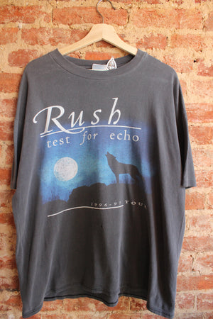 Rush Test for Echo Tour Tee