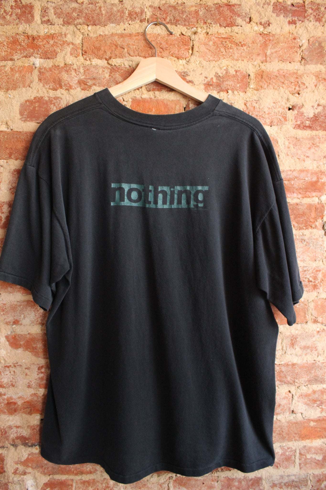 NIN Nothing tee