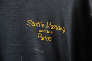 Scottie Mustang and the Pintos tee