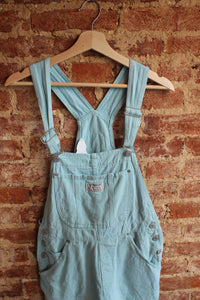 Light Blue Levi Overalls