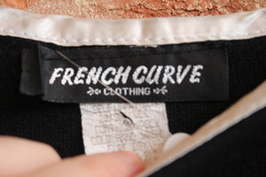 French Curve Clothing Dress