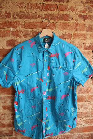 Catch Surf Button Up