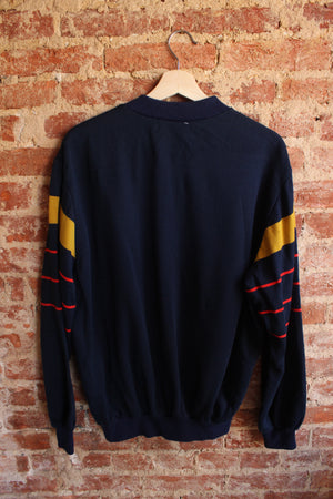 Adidas Navy Pullover Sweater