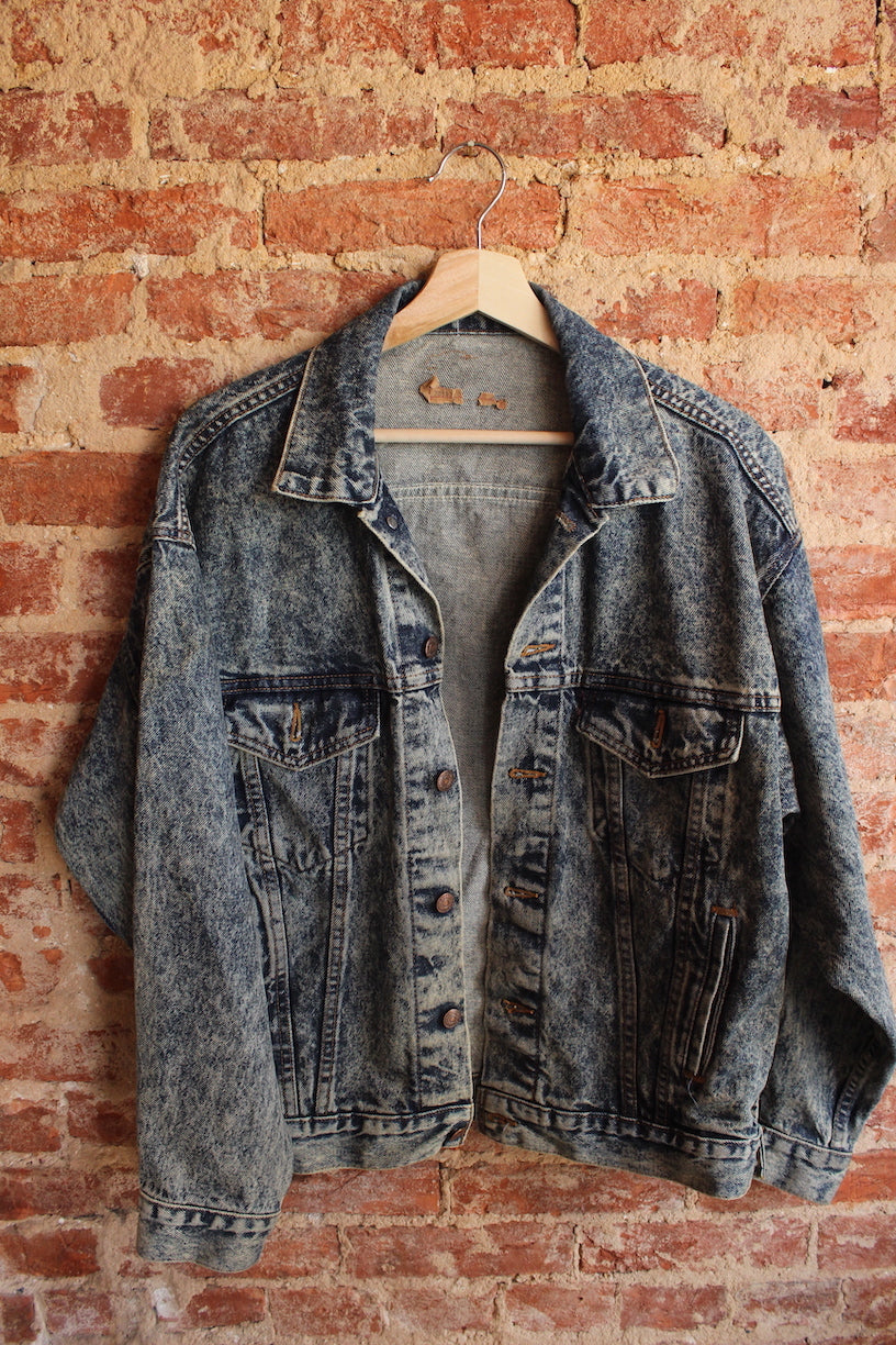 80's Levi's Denim Jacket