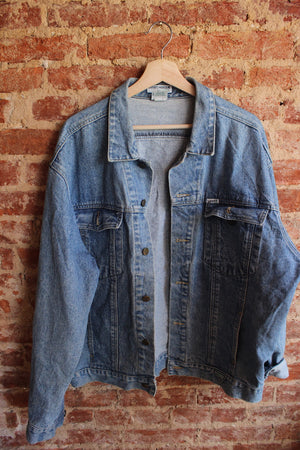 Georges Marciano For Guess Light Denim Jacket