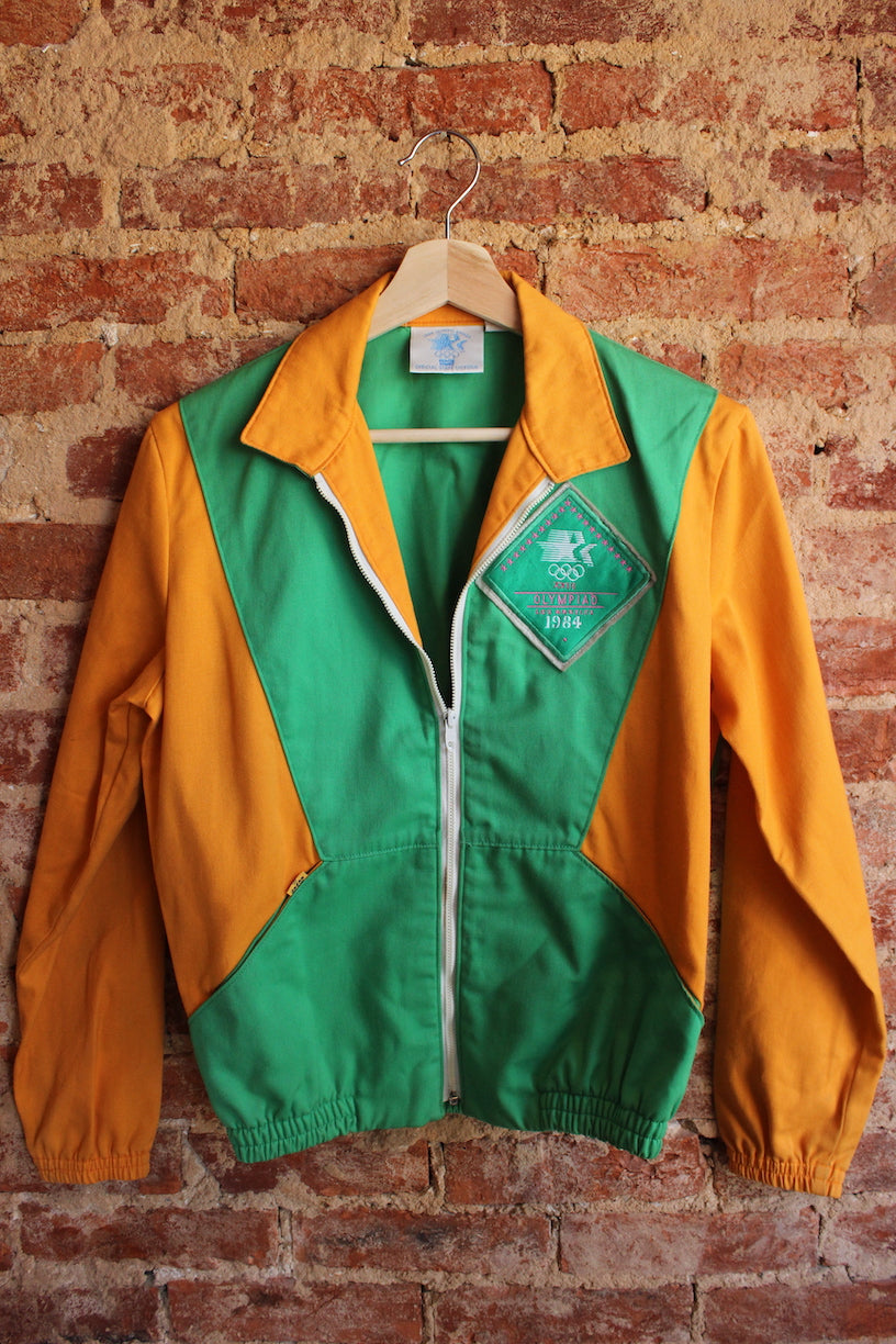 Authentic 1984 Olympic Staff Jacket