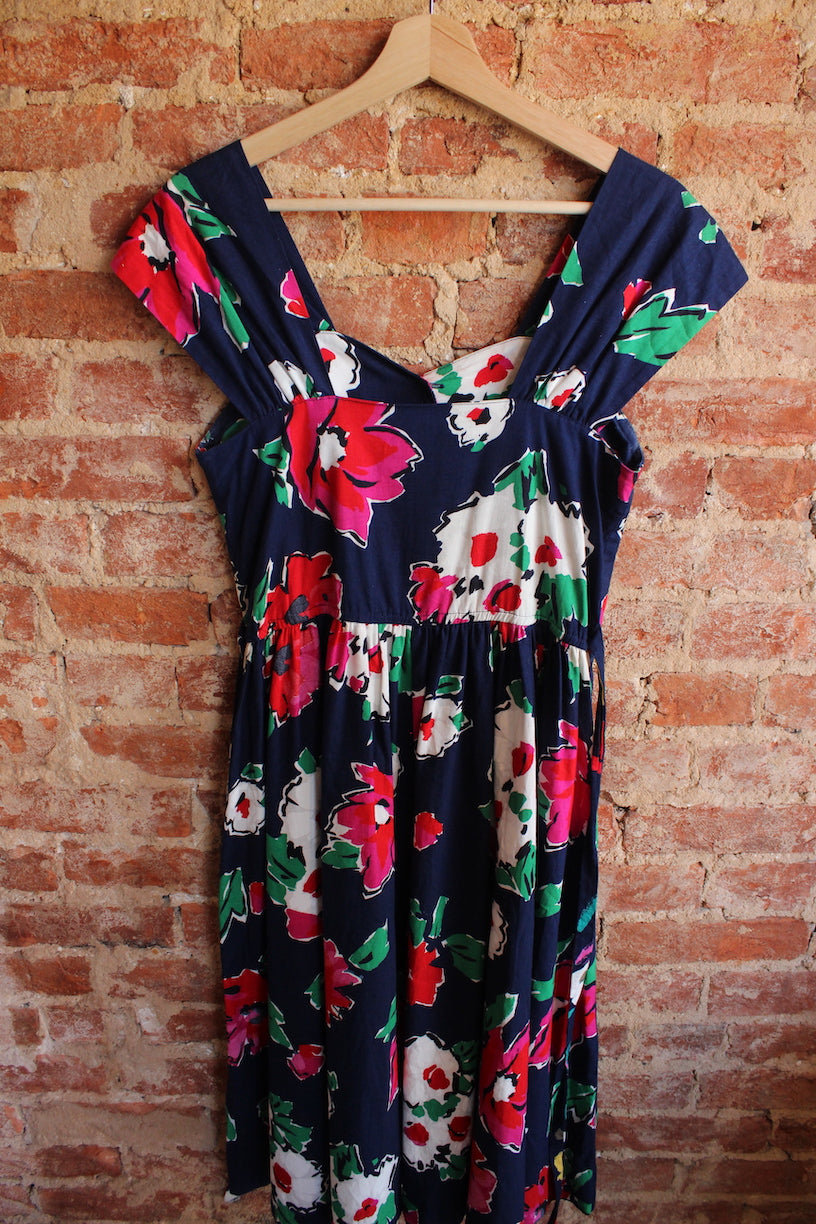 Robbie Bee Floral Dress