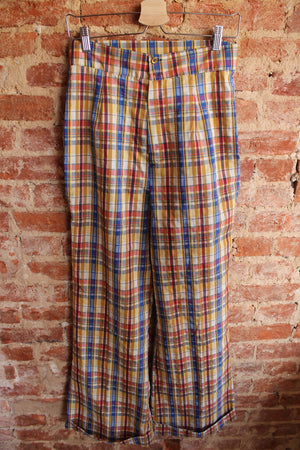 Pantastiks Plaid Pants