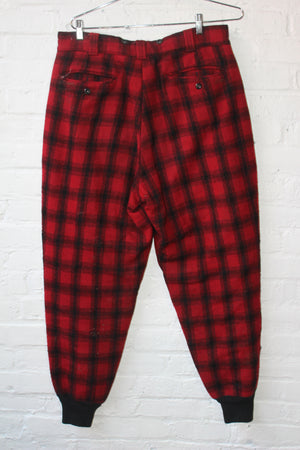 1960's Flannel Pants