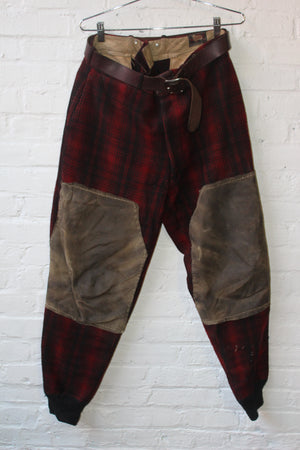 Vintage Woolrich Flannel Work Pants