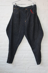 Vintage Jezebel and Toff Wide Hip Jeans