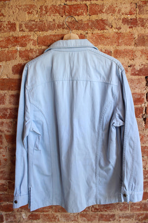 70's Lee Button-Up Light Jacket