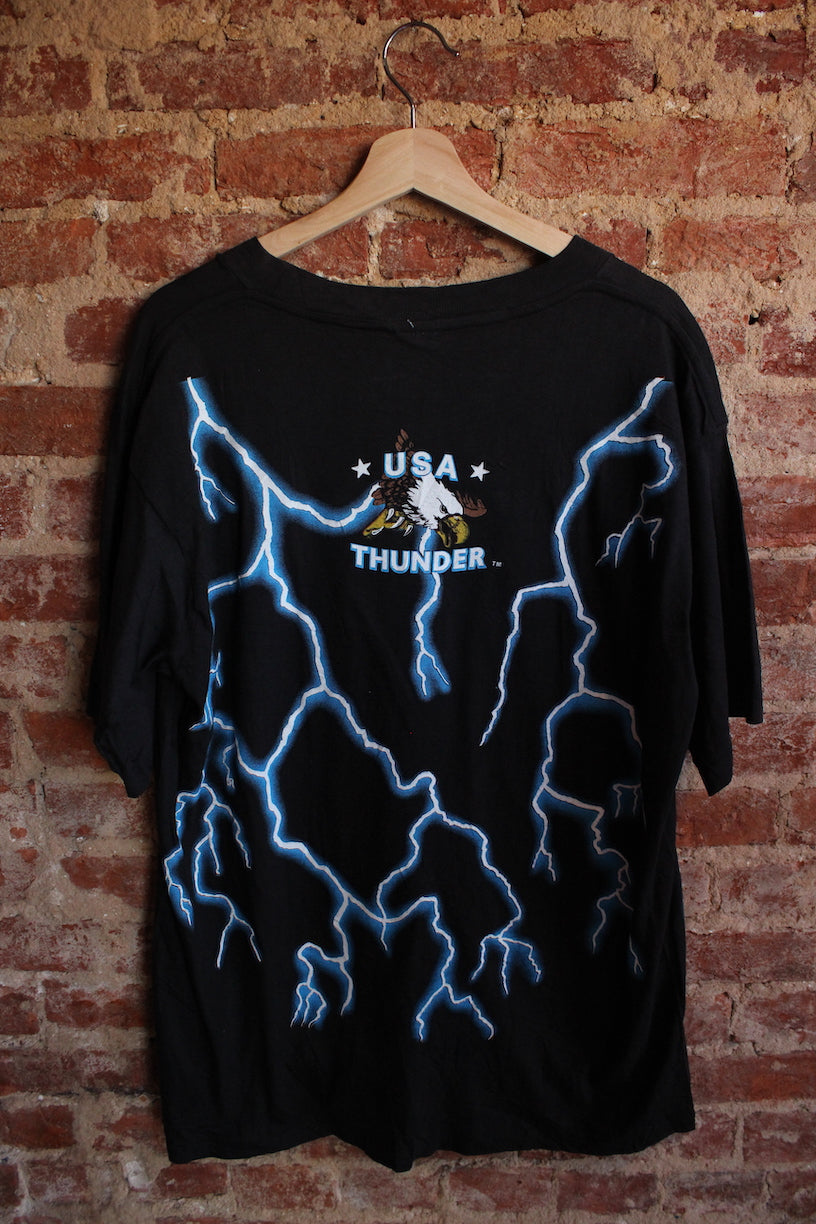 Native American Lightning Tee