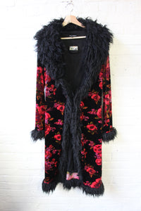 Vintage Betsey Johnson Duster