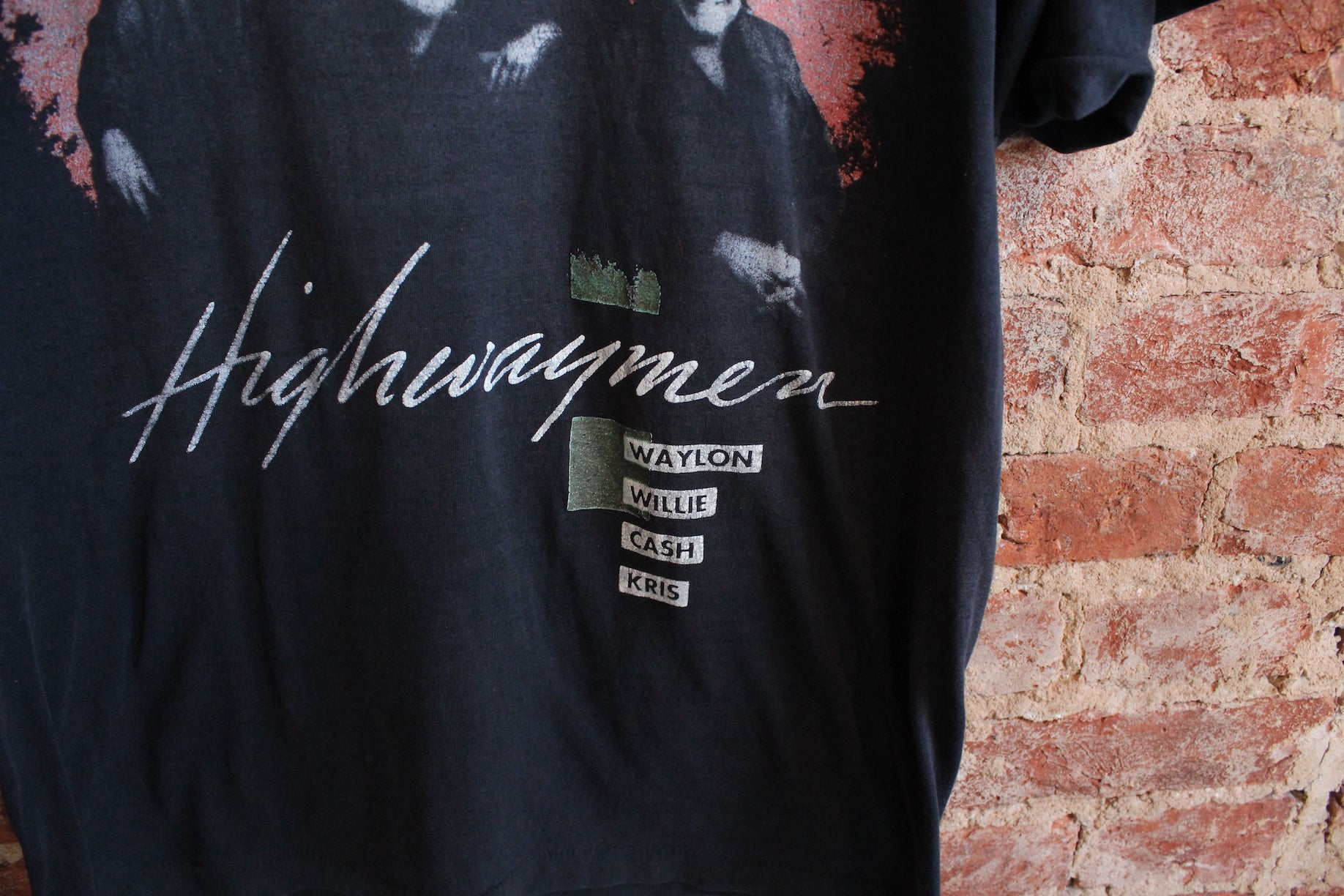 Highway Men Tour Tee
