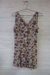 Marnie West Floral 90s Romper