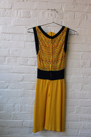 70s Young Edwardian Dress