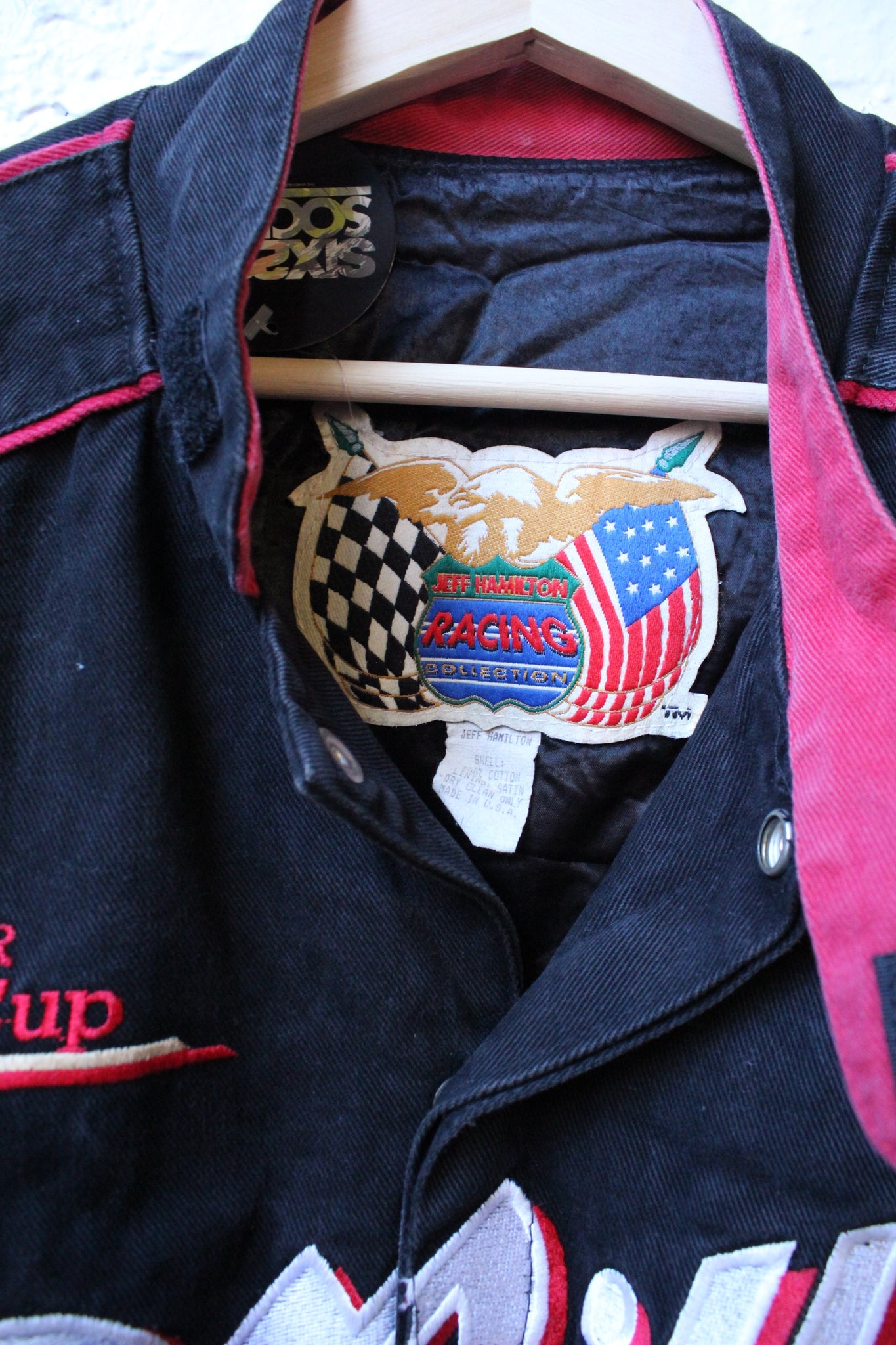 Jeff Hamilton Miller Lite Racing Jacket