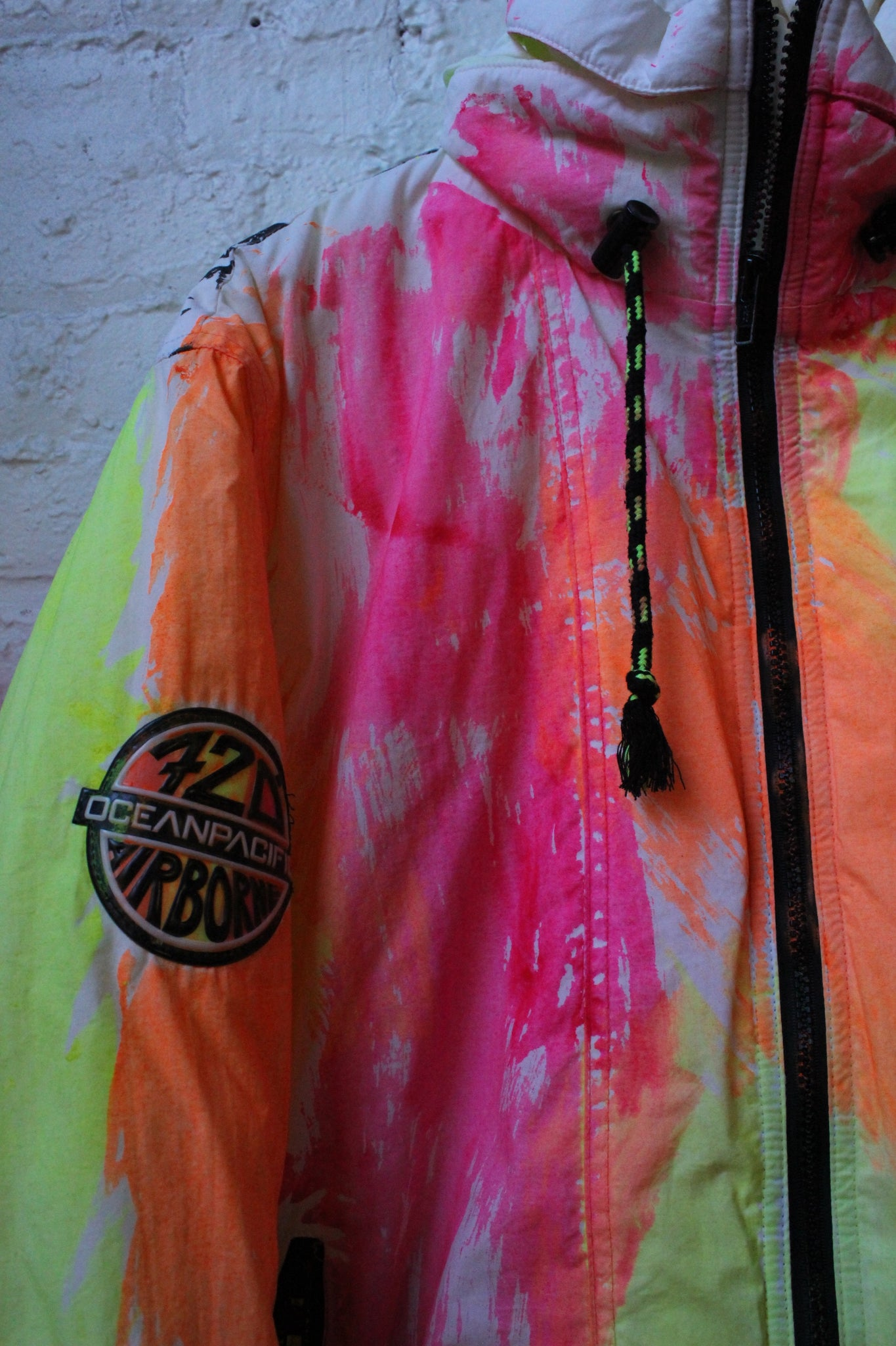 Ocean Pacific Watercolor Snow Jacket