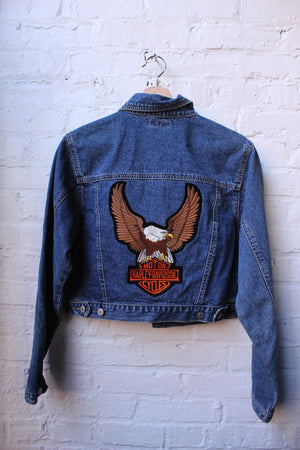 ESPIRIT Harley Davidson Denim Jacket