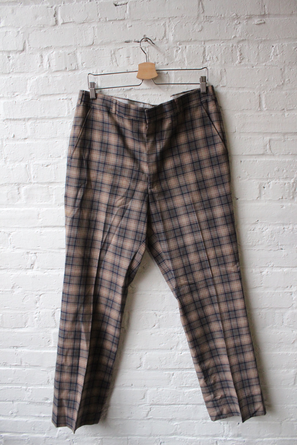 Mac Hugh Inc. Plaid Pants