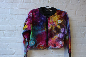 Speed Limit Tie Dye Jacket
