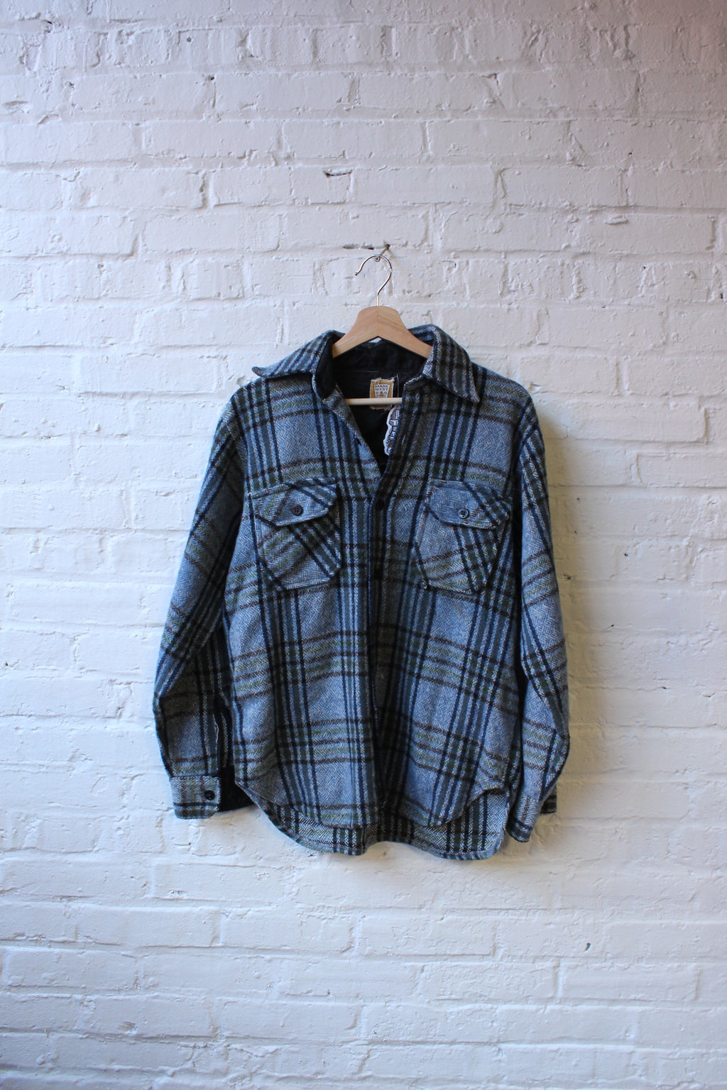 Mark West Unlined Flannel